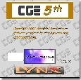 CGE 5th Cover